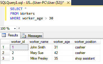 sql sample_screenshot 7