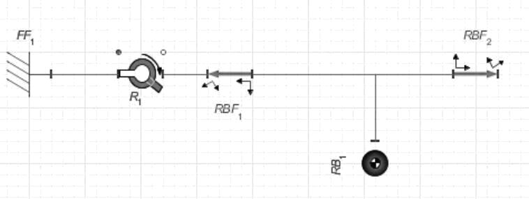 Creation and Simulation of a Double Pendulum in MapleSim