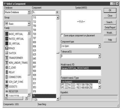 multisim examples analyzed
