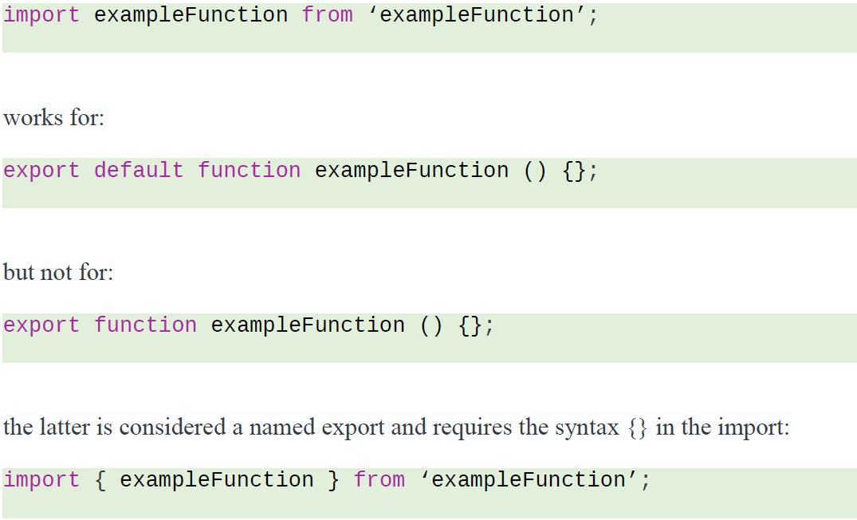 use ecmascript 6