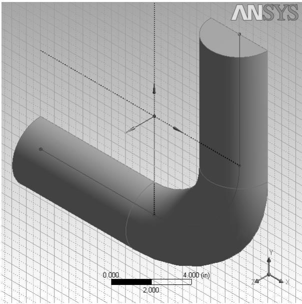 how to use ansys fluent example
