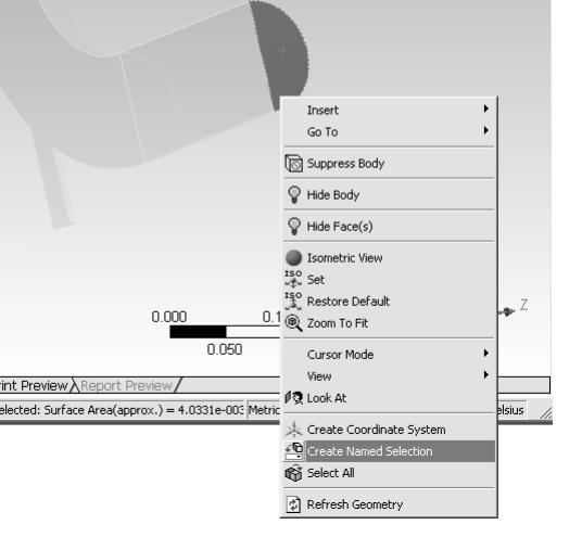 Ansys Fluent Module sample