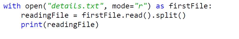 python write to text file