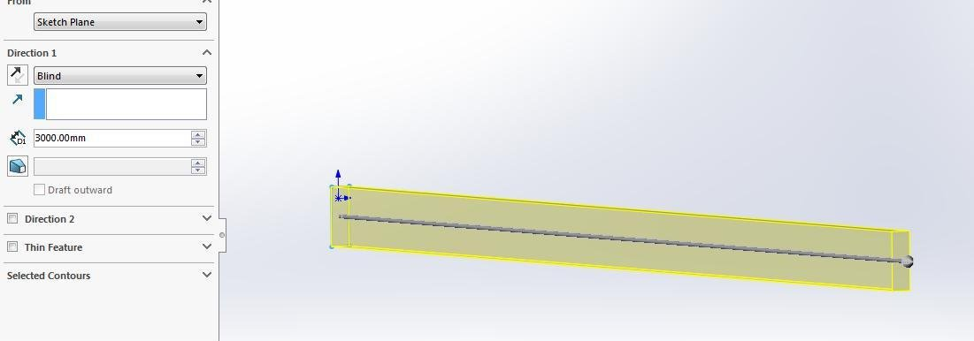 fea analysis in solidworks example